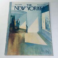 The New Yorker: Aug 15 1964 Arthur Getz Real Estate Cover Full Magazine