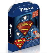 Zuru DC SUPERMAN Fidget Spinner Brand New In Package Ages 3 & Up