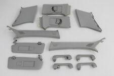 Org Audi A3 S3 8V Kurzheck Säulenverkleidung 8V3867505 mondsilber Verkleidungen