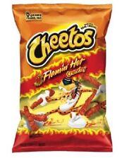 Cheetos Flamin Hot Crunchy Chips