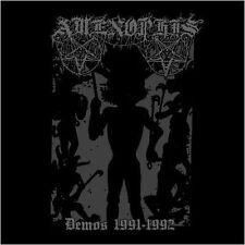 AMENOPHIS - Demos 1991-1992 CD