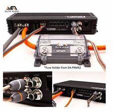 Elite Audio 8 Gauge Cca Premium Amp Kit Complete 1000W Installation Wiring Kit
