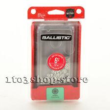 Ballistic Jewel Rubber Gel Flexible Case Snap Cover for Moto Motorola G4 Play