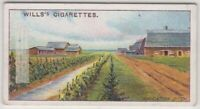 Agriculture Irrigation Water Ditches Alberta Canada 100+ Y/O Trade Ad Card