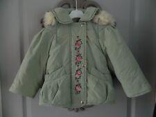 Manteau d'hiver bien chaud bébé fille T 12 mois