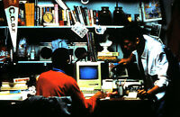"""ITHistory (1987) Press Slide/ Photo: APPLE """"Higher Education"""" (10th Anniversary"""