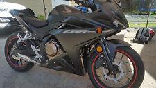 2013-2017 Honda CBR 500 R exhaust  RLS Exhaust Kaos Series polished