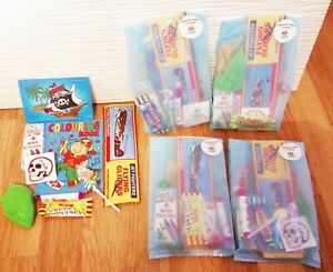 Pre filled boys & girls party bags wedding favours sweet cones birthday.
