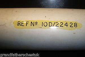 WORLD WAR TWO R.A.F. PARTS MAP CARRYING TUBE CANNISTER HOLDER AEROPLANE AIRCRAFT