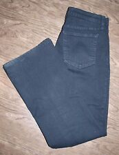 NYDJ Not Your Daughters Jeans Size 8p Womens Boot Cut Black Jeans