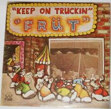 Keep on Truckin'  Frut - original U.S. LP vinyl