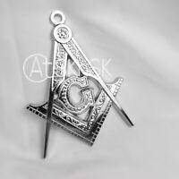 Masonic Master Mason Pendant Jewel Freemasonry Blue Lodge Collar Accessories