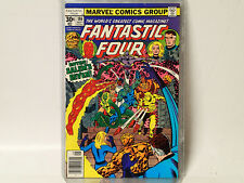FANTASTIC FOUR #186 Marvel Comics 1977 FN 1st Salem's Seven!  FL
