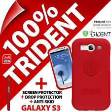 2 X Trident Persée Ams Étui Protection pour Samsung i9300 Galaxy S3 + Écran Pro
