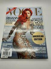 Vogue US American Edition Magazine - April 2011 - Rihanna - BRAND NEW
