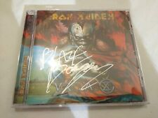 Iron Maiden - Virtual XI Signed by Blaze Bayley - CD Album RARE