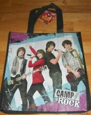 New Disney Store Camp Rock Reusable Grocery Shopping Shopper Gift Bag Tote