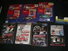 Dale Earnhardt Winner's Circle Action diecast 7 pc collection + 2 - Dale JR