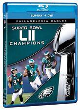 NFL Super Bowl Champions 52 LII Blu-ray CODEFREE *NEU* Philadelphia Eagles 2018