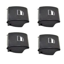 4 x BMW E46  electric window regulator control power switch push button knob D03