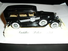 voiture miniature 1/43 solido collection âge d'or cadillac police n° 4043