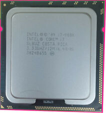Intel Core i7-980X CPU Extreme Edition 3.33GHz LGA 1366 SLBUZ 6-Core 12M Cach