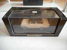 Minichamps Opel Kadett A in Nepalyellow on 1:43 in Box