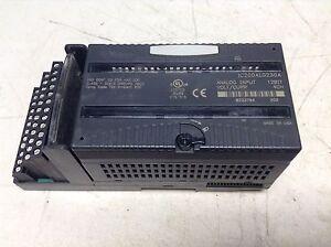 GE Fanuc IC200ALG230A Analog Input Volt/Curr 4 CH 12 B Module IC200ALG230 IC200