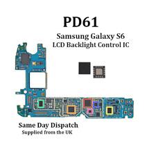 1 X PD61-Samsung Galaxy S6 LCD Retroiluminación control IC-DIM Fallas De Pantalla Oscura