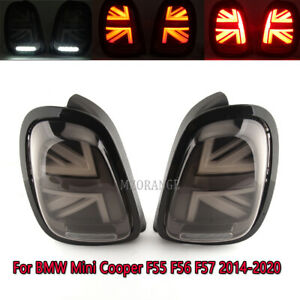 LED Rear Tail Brake Light For BMW Mini Cooper One F55 F56 F57 2014 2015 16 17-19