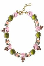 JCREW GARDEN PARTY NECKLACE-NEW WITH TAG