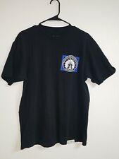 Last Kings Graphic T-shirt Black Large