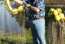 Gulf Coast Commercial Fishing Decor - Fishing Net / Floats, 3 assemblies