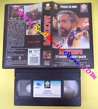 VHS film JACKNIFE 1989 Robert De Niro Ed Harris Baker PEPITE PENTA (F154) no dvd