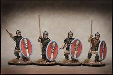 Romana tardía Blindados Infantería footsore Miniatures Saga 03lrm102