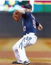 Ryan Pressly Pitching Minnesota Twins Autographed Signed 8X10 Photo