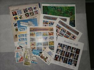 US Stamps Unused New MNH Full Sheet Books