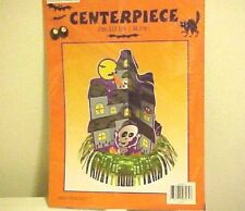 Halloween Table Centerpiece Haunted House New 3D