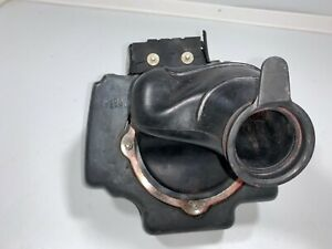 2005 03-07 Honda CR85RB OEM AIR BOX CLEANER HOUSING AIRBOX TUBE OUTLET FILTER