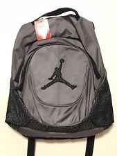 d557e1f81850 Nike Air Jordan Backpack Jumpman Light Graphite Brand New 9A1414-783  Elephant