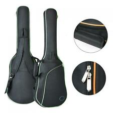 Electric Guitar Case Waterproof Backpack Edge Gig Bag Double Straps Thickening