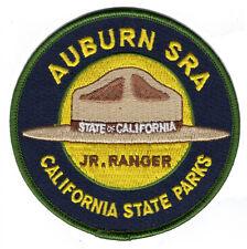 California State Parks - Junior Ranger Patch - Auburn SRA