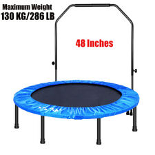 MOVTOTOP Mini Trampoline Jumping Fitness for Children and Adults Indoor/Outdoor