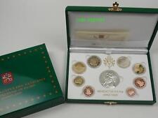 *** EURO KMS VATIKAN 2010 PP Polierte Platte Kursmünzensatz Coin Set Vaticano **