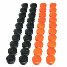 Army Force Rubber Cap for 40mm Paintball/Bb Toy Gas Grenade Red/Bk (Af-Ct0016)