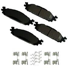 Disc Brake Pad Set-ProACT Ultra Premium Ceramic Pads Front Akebono ACT1508