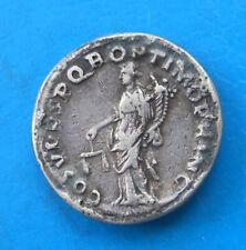 Trajan Traianus denier COS V PP SPQR OPTIMO PRINC