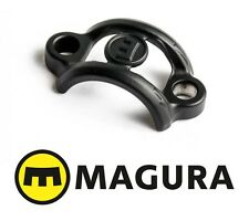 Magura Aluminium Handlebar Clamp for HS11, HS33 & MT - Black - 0724488