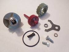 TH400 Complete Speedo kit w/ Housing Gears Seals & Retainers Speedometer gear