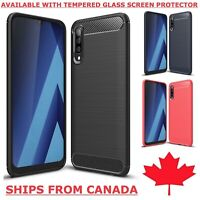 For Samsung Galaxy A51 A71 A70 A21 A50 A11 A20S Case Slim Shockproof Cover
